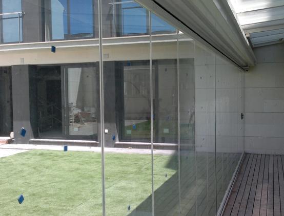 Cerramientos alumiroda ventanas y carpinter a de aluminio - Cerramientos plasticos ...